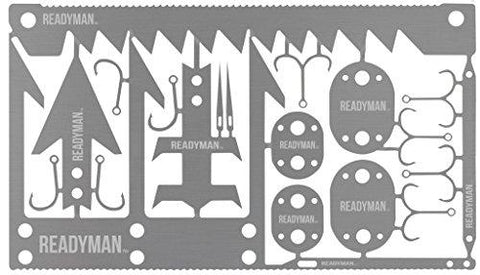 Image of READYMAN Survival Cards (Wilderness)