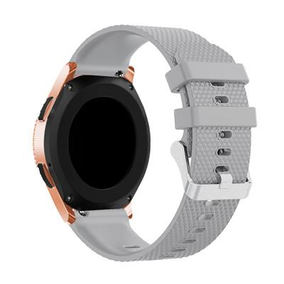 Smart Accessories 20mm Wrist Band For Samsung Gear Sport S2 Silicone Replacement Band Strap For Samsung Galaxy Watch 42mm Band