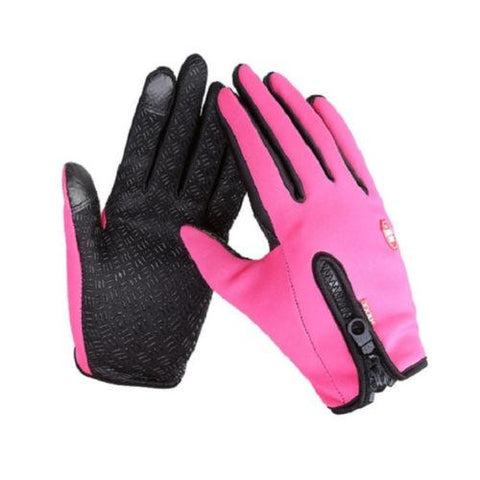 Image of Touch Screen Windproof Outdoor Sport Gloves For Men Women Army Guantes Tacticos Luva Winter Windstopper Waterproof Gloves