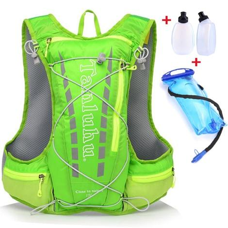 ULTRA-TRI Trail Running Backpack Lightweight Outdoor Hydration Vest Pack Hiking Cycling Sport Bags