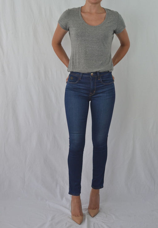 RECYCLED TRUTH HIGH RISE SKINNY JEAN SPIRIT WASH