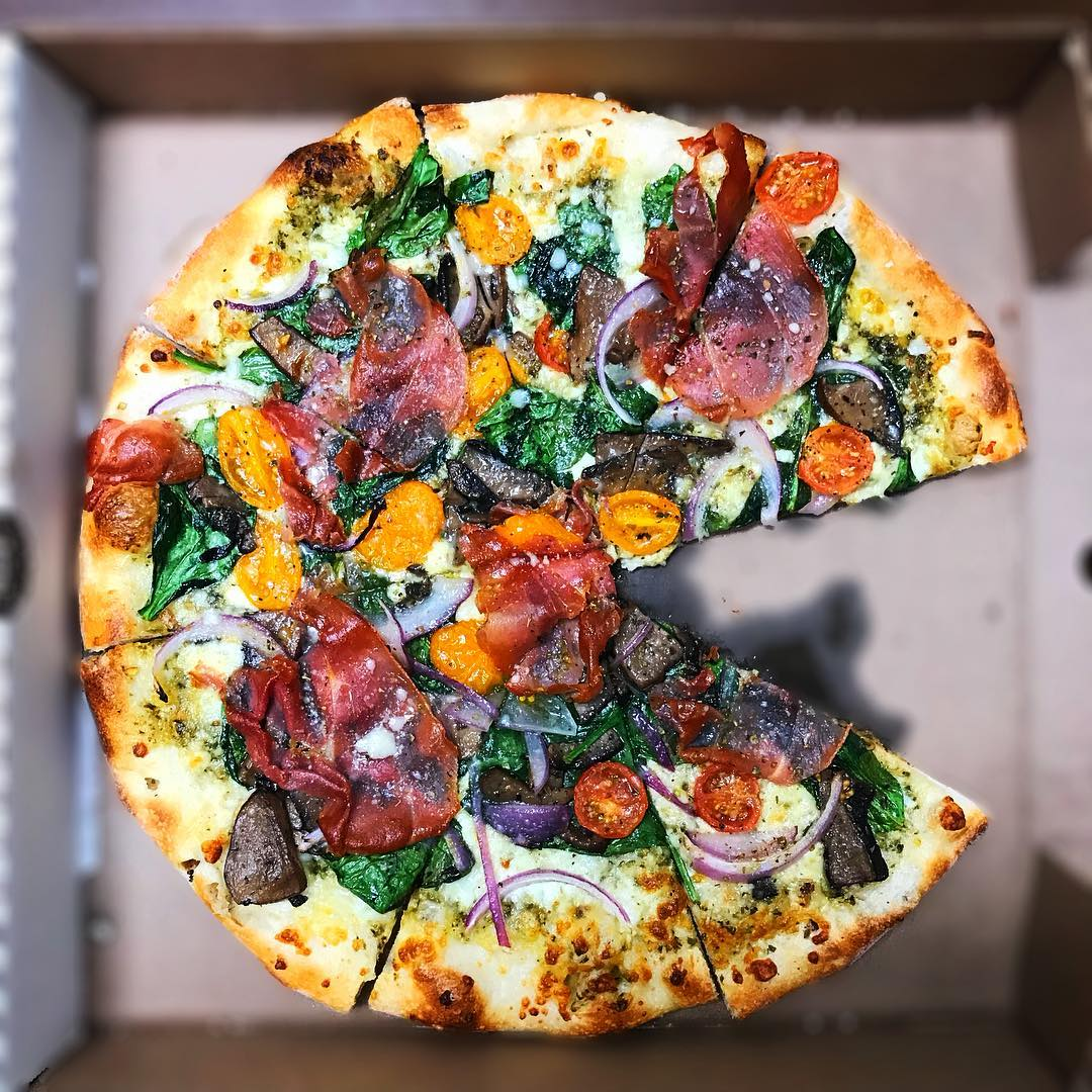 Five Most Eatable Windsor Pizza Posts of 2018 on Instagram