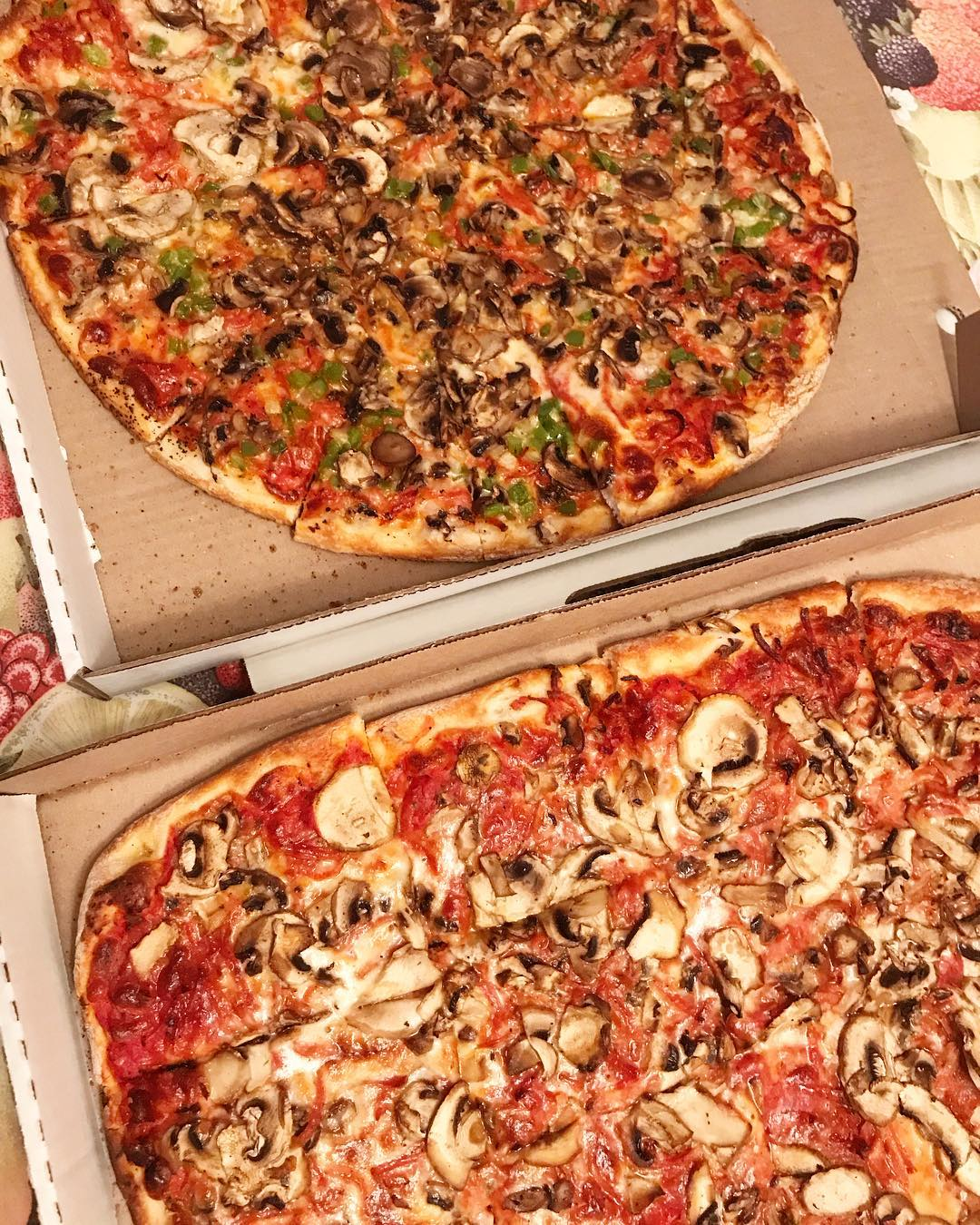 Five Most Eatable Windsor Pizza Posts of January on Instagram