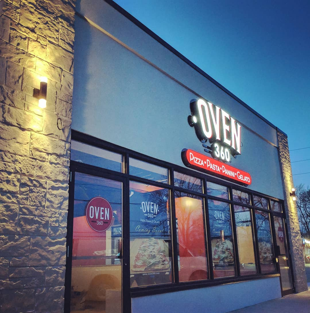 New Oven 360 Pizzeria Opens in LaSalle