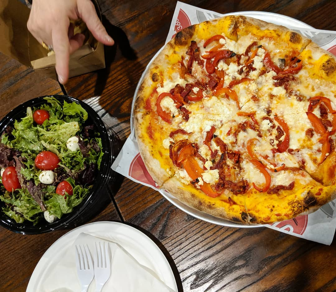Five Most Eatable Windsor Pizza Posts of May on Instagram