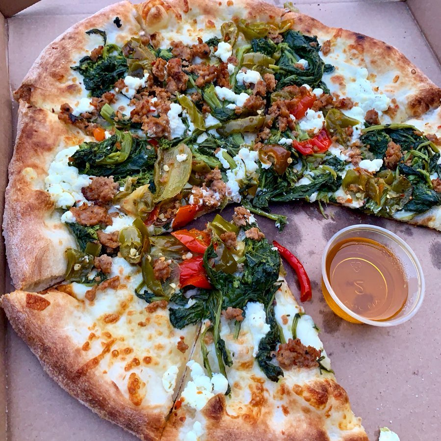 Five Most Eatable Windsor Pizza Posts of July on Instagram