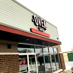 New Oven 360 Open in Lakeshore