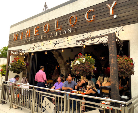 Wineology Patio