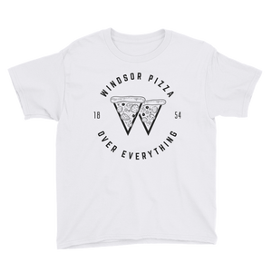 WPOE Kids Black Print T-Shirt