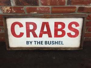 Crabs by the Bushel