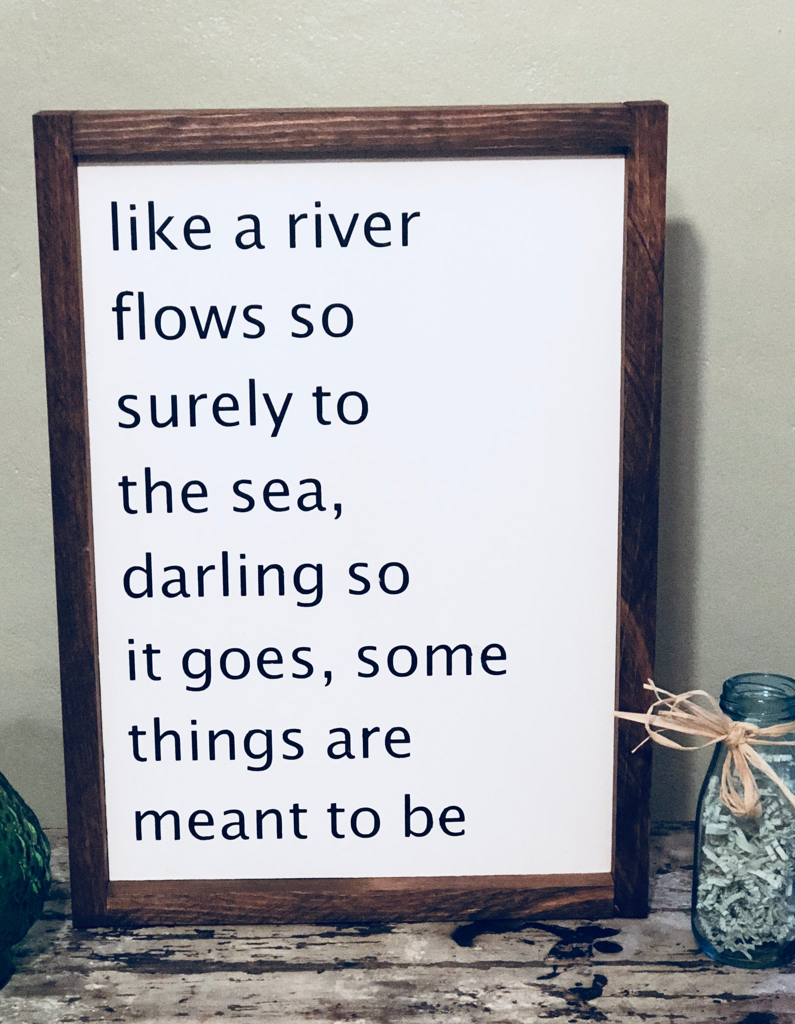Like a River Flows