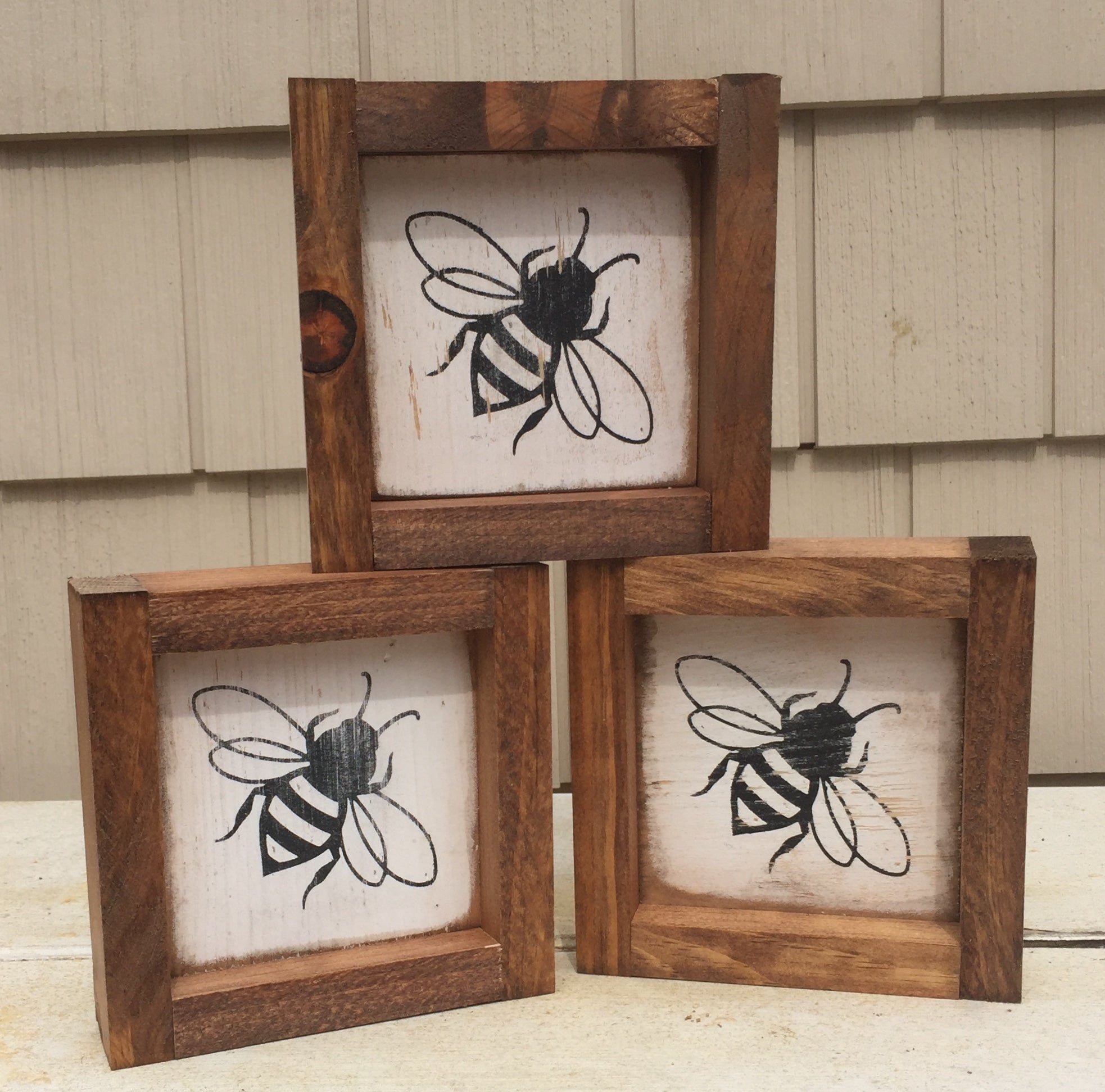 Bumble Bee Signs (set of 3)