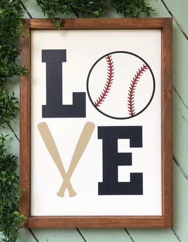 For Love and Baseball