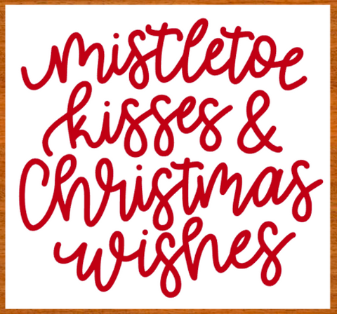 Mistletoe Kisses and Christmas Wishes