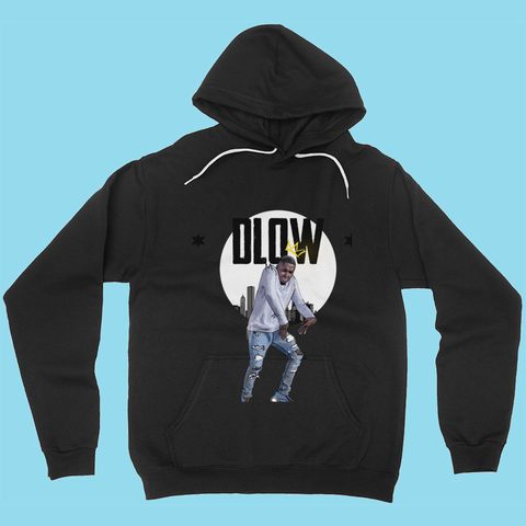 DLOW Animation Hoodies