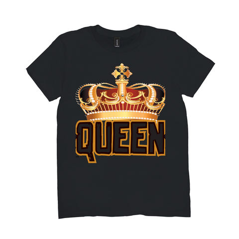 QUEEN Crown T-Shirts