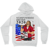 Ron Jeremy For President (Erection 2020) Hoodies (No-Zip/Pullover)