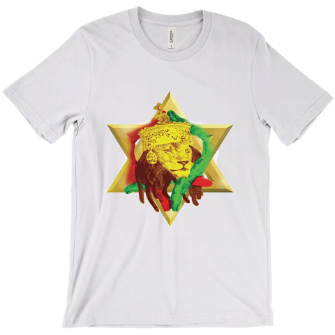 Rastafari JAMS Lion Shirts