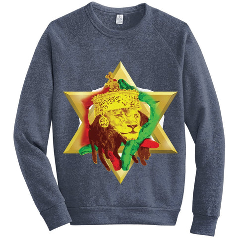 Rastafari JAMS Lion Sweatshirts