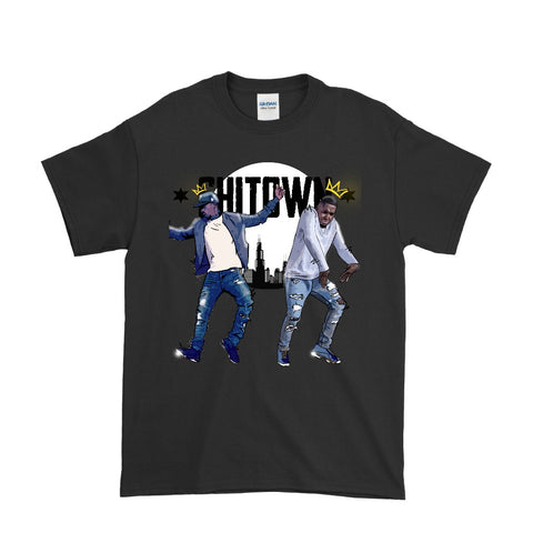 ChiTown Official Shirt (Black)