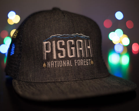 PISGAH NATIONAL FOREST MOUNTAIN BIK HAt