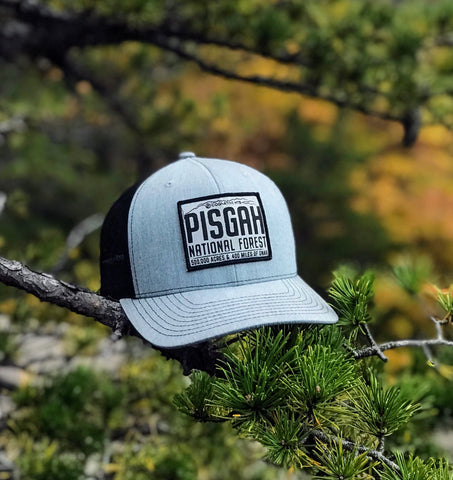 PISGAH NATIONAL FOREST MOUNTAIN BIKE HAT