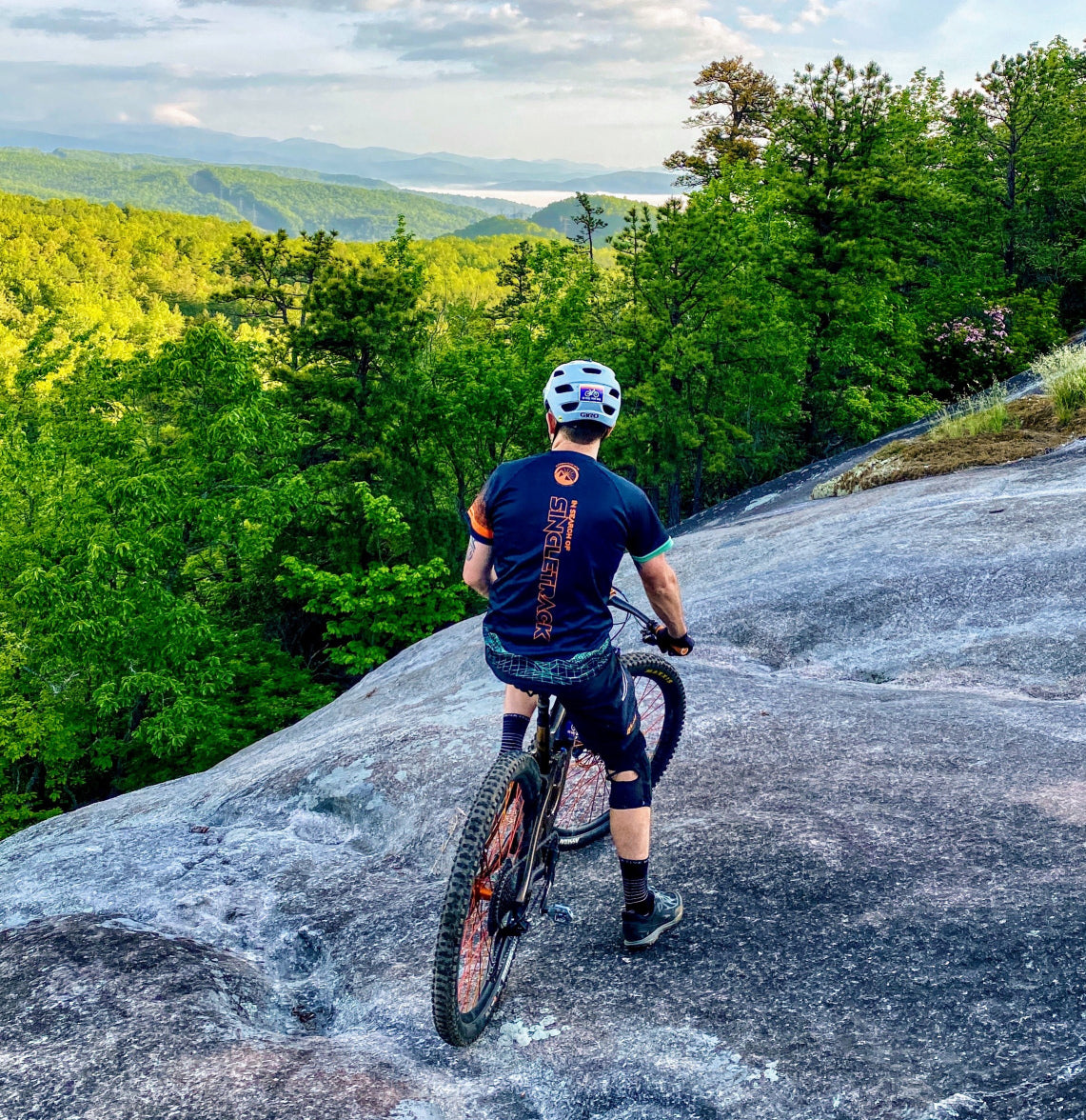 Dupont State Forest Mountain Biking