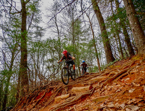 Pisgah National Forest Mountain Bike Apparel