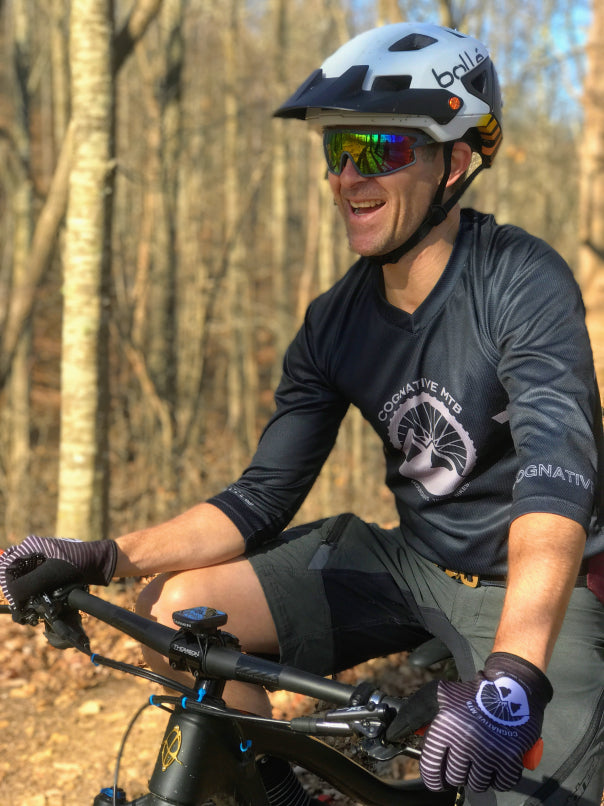 Cognative MTB Gloves and Jersey