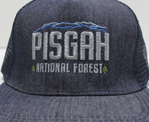 PISGAH NATIONAL FOREST MOUNTAIN HAT