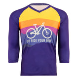 Go Ride Your Bike MTB Mountain Bike Jersey