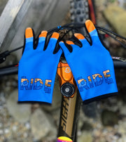 Let's Ride Bikes mtb gloves