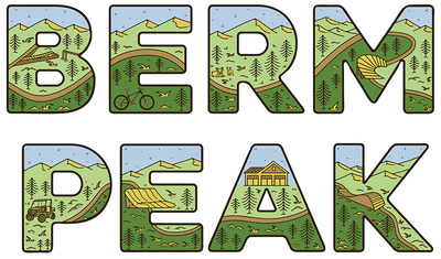 BERM PEAK SPRING 2020 STICKER