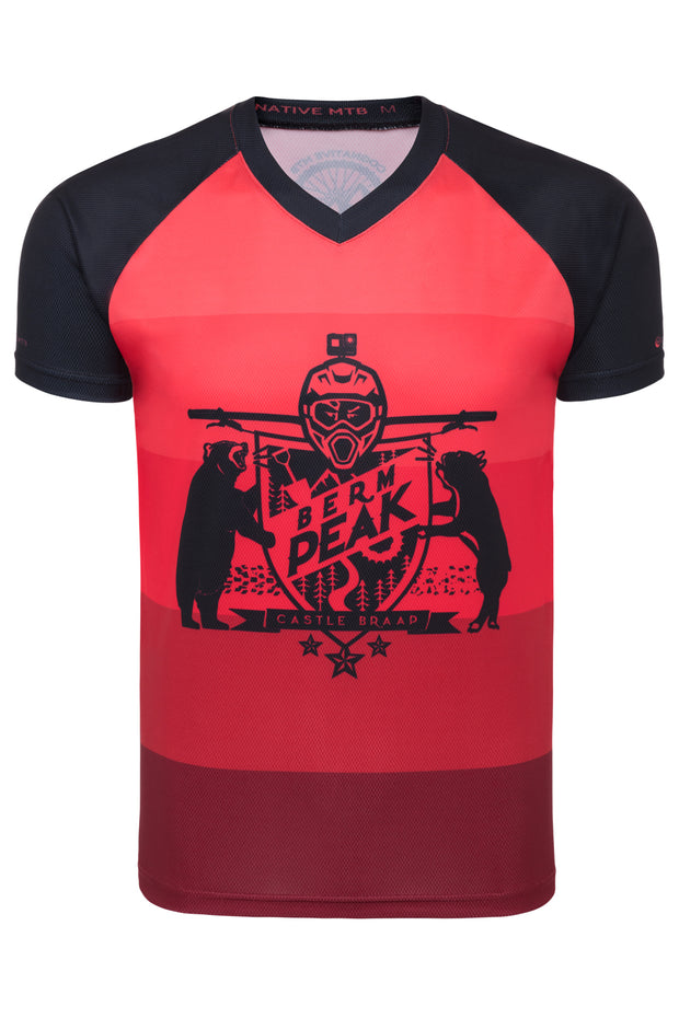Berm Peak Red Jersey