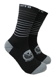 COGNATIVE STANDARD ISSUE WOOL SOCK (BLACK/GREY)