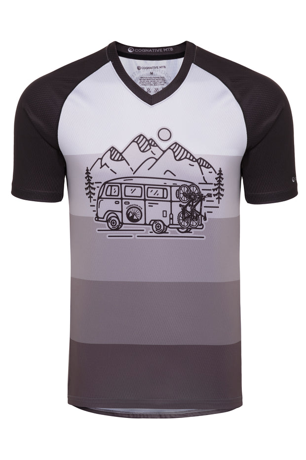 NEW In Search of Singletrack - Tech 2.0  Jersey (2 Sleeve Length Options)