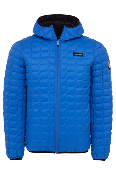 Men's Cold Mountain Reversible Down Jacket (Blue/Black)