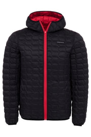 Men's Cold Mountain Reversible Down Jacket (Red/Black)