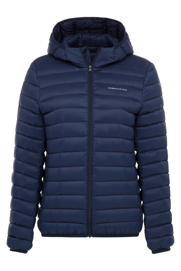 Women's Cold Mountain Down Jacket (Navy)