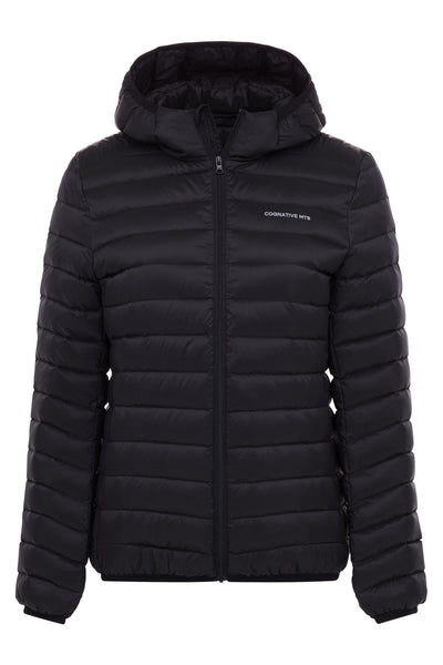 Women's Cold Mountain Down Jacket (Black)