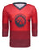 COGNATIVE STANDARD ISSUE - 3/4 SLEEVE TECH JERSEY (RED)