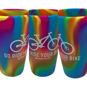 Go Ride Your Bike 16oz Silipint Drinkware - True American Pint