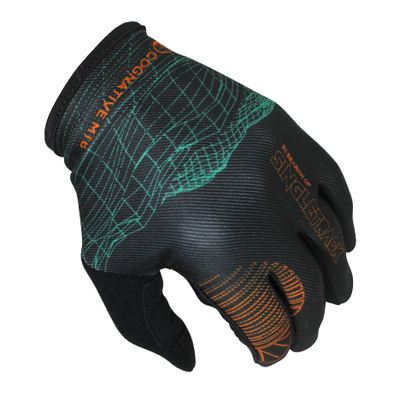"IN SEARCH OF SINGLETRACK ""GRID"" - TECH GLOVE"