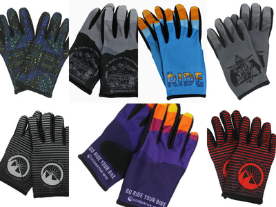 SOLD OUT! Mystery Seconds Tech Gloves (1st Generation)