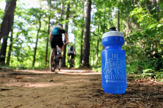 THE BEAR NECESSITIES - PURIST WATER BOTTLE 22oz (3 Color Options)