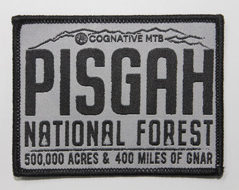 PISGAH GNAR PATCH