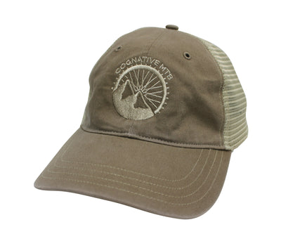 RIDE WEED PATCH UNSTRUCTURED HAT (2 OPTIONS)