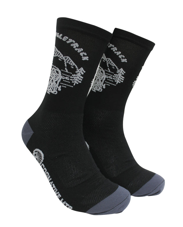 In Search of Singletrack Mountain MTB Bike Socks