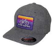 Go Ride Your Bike Mountain Bike Hat