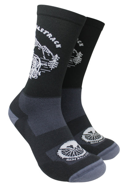 Factory Second IN SEARCH OF SINGLETRACK MTB TECH SOCK